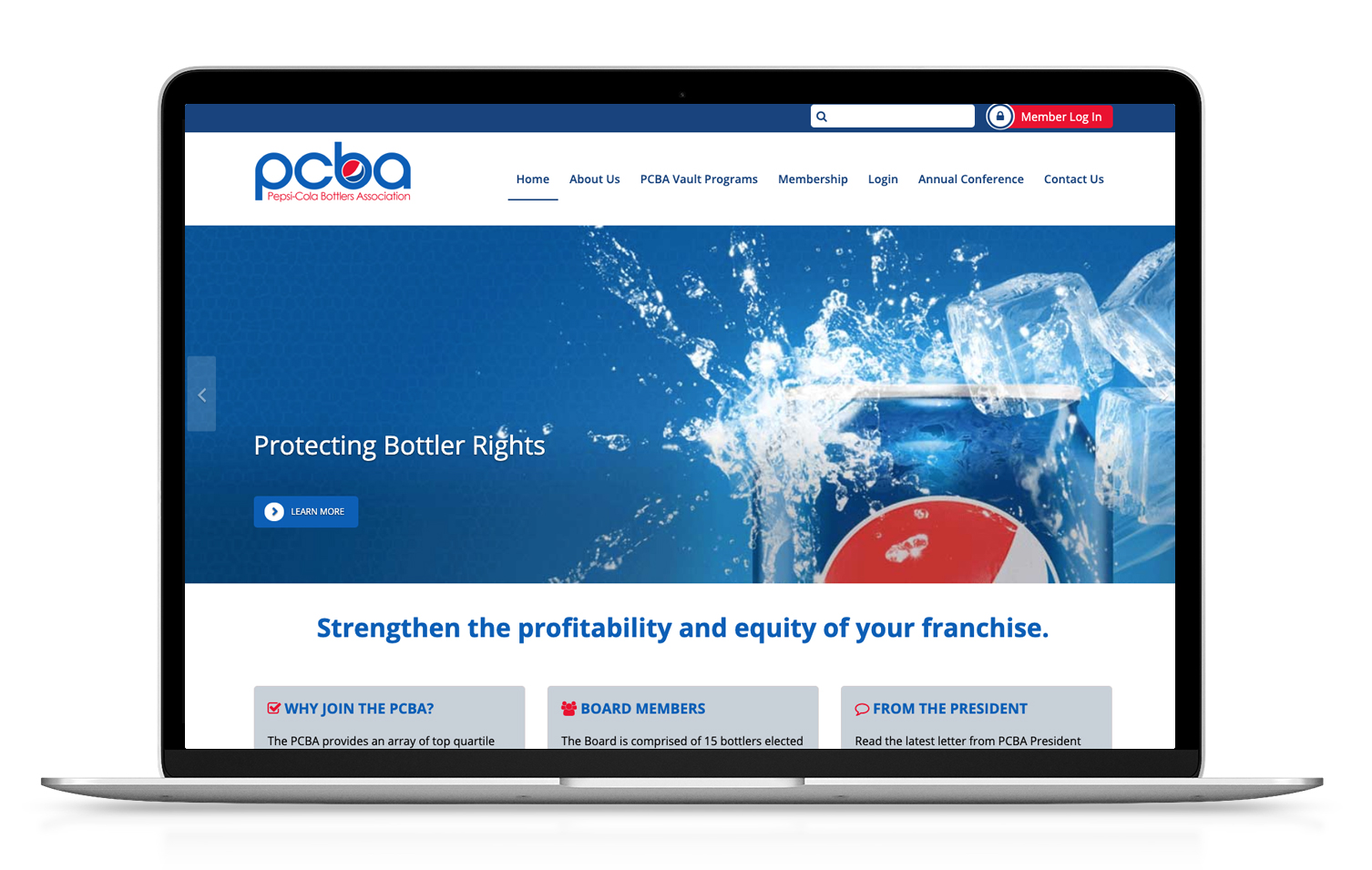 Pepsi-Cola Bottler's Association